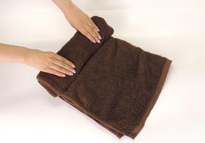 ストール お手入れ 手洗い タオルドライ 脱水