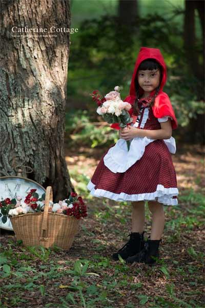 ハロウィン 赤ずきん 仮装 ベビー
