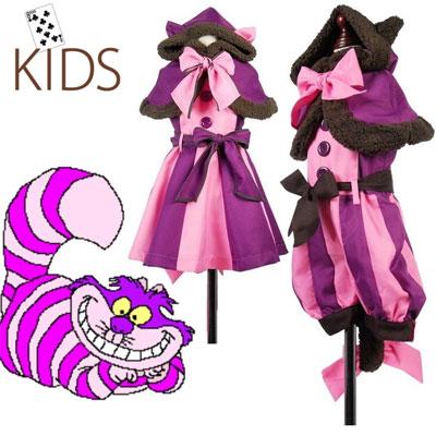 不思議の国のアリス チェシャ猫ベビー ドレス