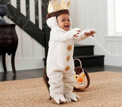 ハロウィン ベビー 赤ちゃんの仮装