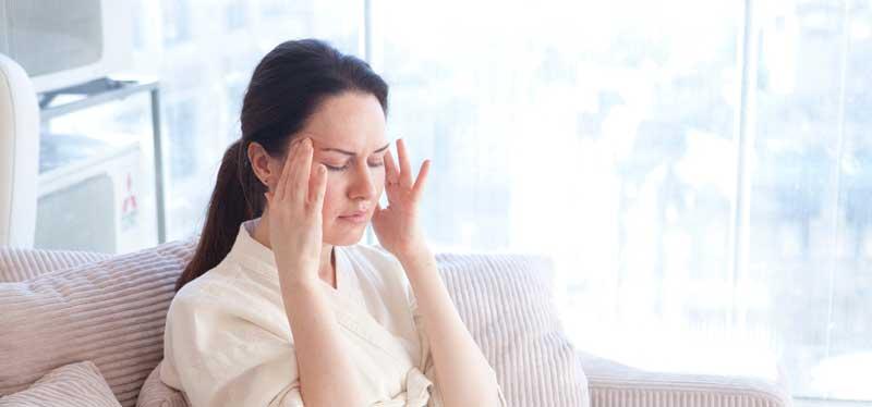 春バテ 対策 予防 頭痛
